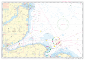 Seekarten Papier