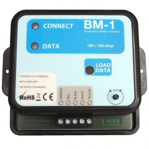 NASA - Bluetooth-Batteriemonitor BM-1 BT 12 V