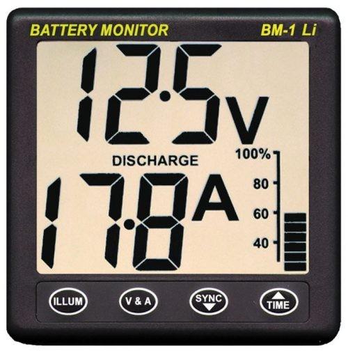 NASA - Batteriemonitor BM-1L / 12 V