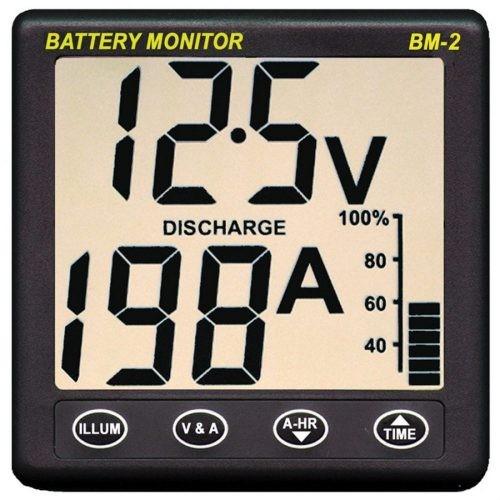 NASA - Batteriemonitor BM-2 / 12 V, 200 A