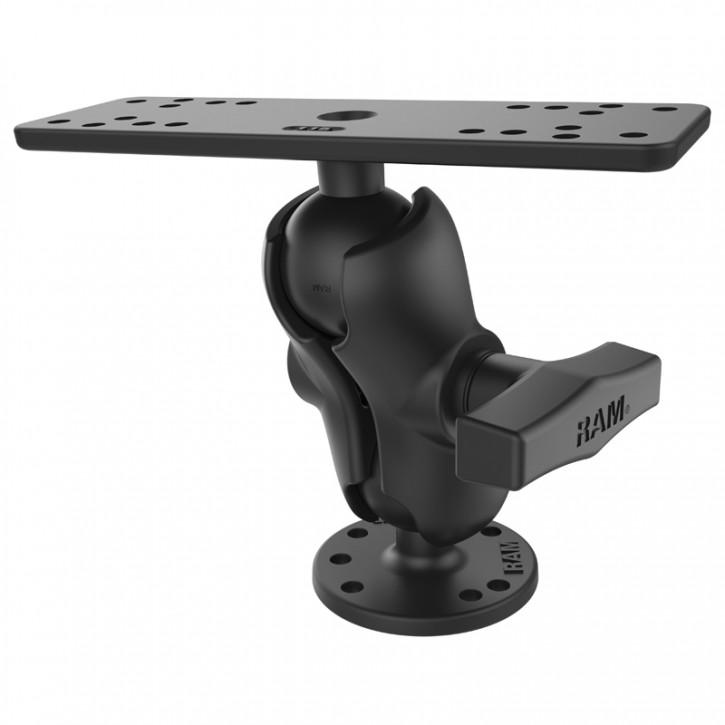 RAM Mounts Universalhalterung kurzer Arm mit C-Kugel
