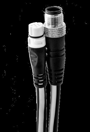 Adapterkabel Raymarine SeaTalk ng auf NMEA 2000 male