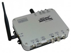 Weatherdock A158 easyTRX2S-IS-IGPS-DVBT-N2K-WiFi AIS-Transponder