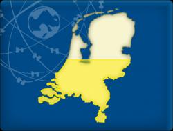 DKW Niederlande Binnen Süd - Digitale Binnenkarte