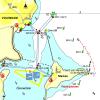 DKW 1800 Niederlande komplett - Digitale Seekarte