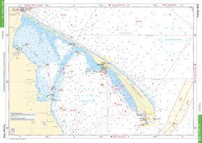Delius-Klasing Sportbootkarten Satz 13: Polen und Litauen
