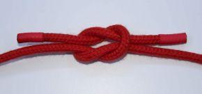 Kreuzknoten mit dem Knoten-Trainer
