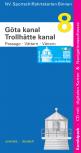 NV.Atlas Binnen 8, Göta-Kanal & Trollhätte-Kanal