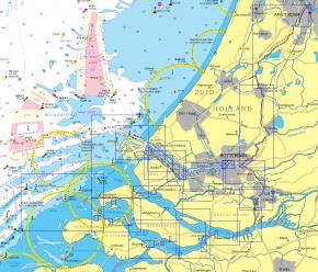 NV.Atlas NL 4 Niederlande - Rhein und Maas Delta