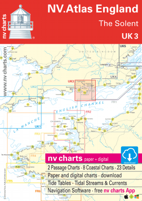 NV.Atlas UK 3 England, The Solent