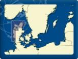 DKW Delius-Klasing 6 Limfjord / Skagerrak / Dänische Nordseeküste - Digitale Seekarte