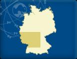 DKW Südwest-Deutschland - Digitale Binnenkarte