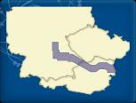 DKW Donau West - Digitale Binnenkarte