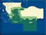 DKW Imray ID70 Mittelmeer Ost - Digitale Seekarte