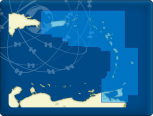 DKW Imray ID100 Karibik Ost - Digitale Seekarte